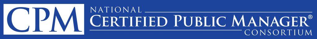 National Certified Public Manager Program